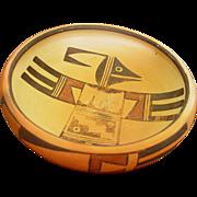 Hopi Polychrome Food Bowl