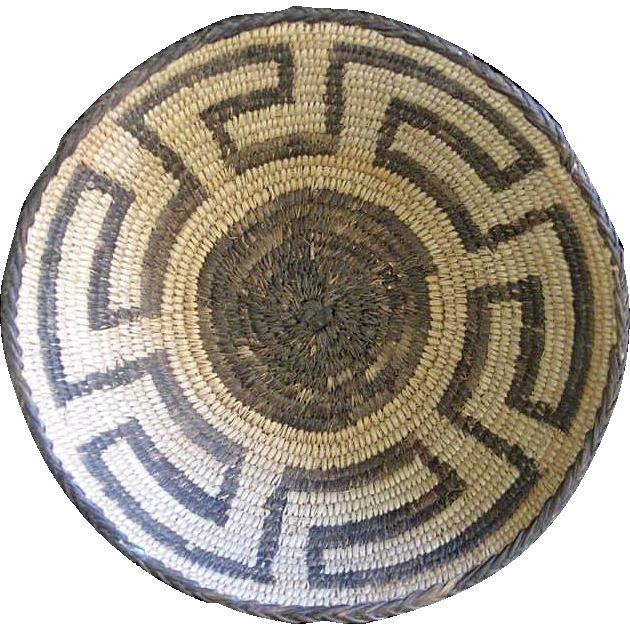 1920's Pima Bowl