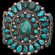 Zuni Cluster Bracelet