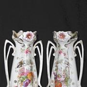 Antique Art Noveau Vases
