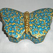 Antique Porcelain Trinket Box