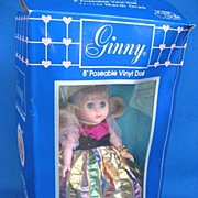 80s Vogue Ginny Mardi Gras Party Dress Doll Mint in Box