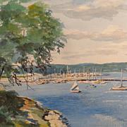 Robert Fifield  Harbor Boats