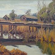 Darwin Duncan   Barn near Temecula