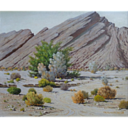 """Paul Leathers   """"Desert Formation"""""""