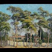 """Eucalyptus Retreat""  by F. H. Kirkpatrick"