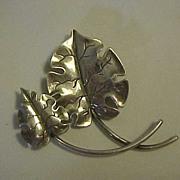 Sterling Denmark 925 Designers RO & LD Large Pin
