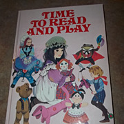 Children's Book Time To Read  Charming