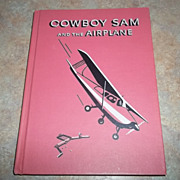 Cowboy Sam and the Airplane Children's book