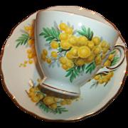 Royal Vale Bone China  Tea Cup Saucer  MIE