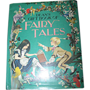 "Children's Book "" Dean's Gift Book Of Fairy Tales "" C. 1967"