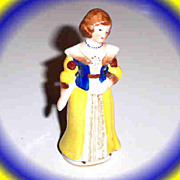 Occupied Japan Little Lady Figurine