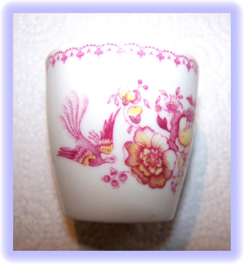 Royal Doulton Phoenix Egg Cup Fine China England