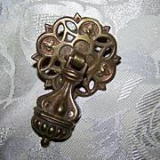 Decorative Vintage Metal Drawer Pull Handle Knob
