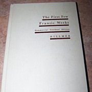 H.C. Book The First Few Frantic Weeks Commercial Teachers' Edition Hillmer