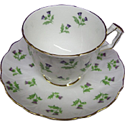 Vintage Aynsley Bone China cup and Saucer - England