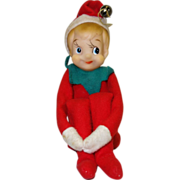 Vintage Rare Knee Hugger Elf with Money Pocket