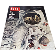 Life Magazine To the Moon and Back Special Edition