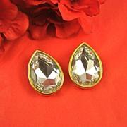 Phenomenal Swarovski SAL Teardrop Earrings