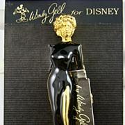 SALE Wendy Gell Breathless Mahoney Brooch ~ Disney ~ Dick Tracy