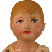 """13"""" Martha Chase Painted Cloth Doll"""