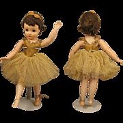 """Vintage Madame Alexander 15"""" Elise Ballerina Doll"""