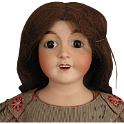 "26"" French Bisque Favorite No. 8 AL & Cie Limoge Ed Tasson Doll"