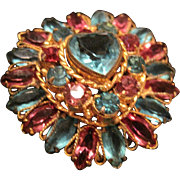 Vintage Early Original by Robert Combination Brooch and Pendant