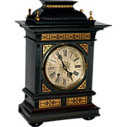 Antique German Bracket Style Mantel Clock