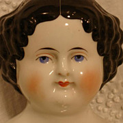 Beautiful Kestner China Head Doll with Fab Body