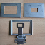 A RASAL type Variable Viewfinder for use with various Leica Lenses  (c1950s)
