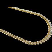 Magnificent 14KARAT Diamond Necklace