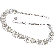 Lisner Rhinestone Necklace