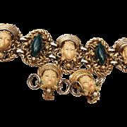 Selro Asian Princess Bracelet and Earring Set